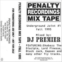 Penalty Recordings Mixtape: Uderground Join #1, Fall 1995