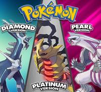 Pokemon Diamond/Pearl/Platinum